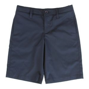 Under Armour Boys Match Play Shorts Academy Steel